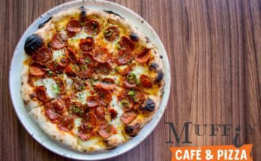 MUFFIN CAFÉ & PIZZA отвори врати!