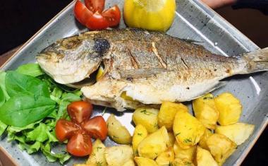 15 % на всички рибни предложения до края на седмицата по случай празника НИКУЛДЕН.