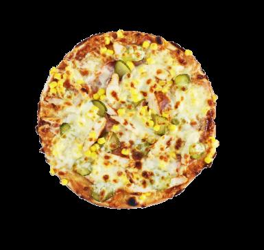 Пица BBQ