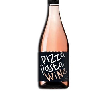 Вино Pizza Pasta Пино Гриджо Блъш Розе