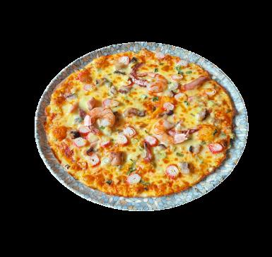 Sardinia Pizza